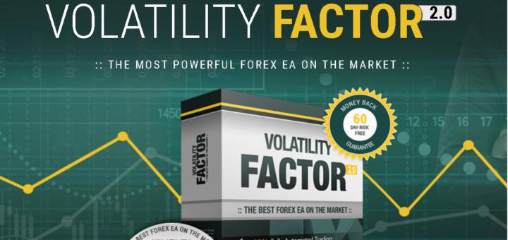 Конфигуриране на форекс робота Volatilitu Factor 2.0 Pro